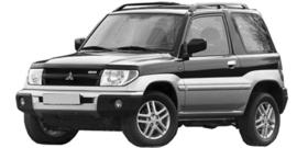 Mitsubishi Pajero Pinin 3/1999-2007