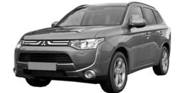 Mitsubishi Outlander 2012+