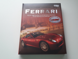 Boek : Het ultieme verhaal van Ferrari