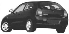 Mitsubishi Colt 1996-2003