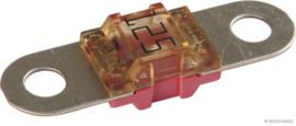 Schroefzekering Midi 125A Roze
