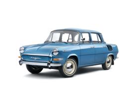 Skoda 1000 MB 1964-1970