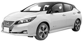 Nissan Leaf 12/2017+