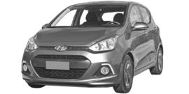 Hyundai i10 2013+