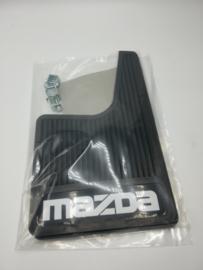 Spatlappen Universeel Mazda 2 stuks wit