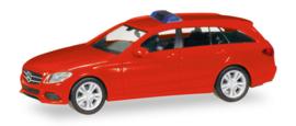 Herpa MiniKit: Mercedes-Benz C-Class T-Modell, rood