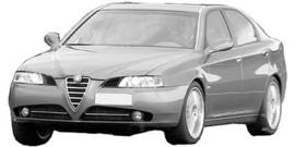 Alfa Romeo 166  10/2003 - 02/2007