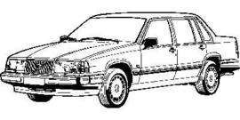 Volvo 940, 960