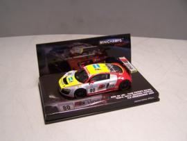 Modelauto Audi R8 LMS Nurburgring 2009