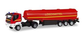 Iveco Trakker 4x4 T.Sz. Feuerwehr Löschmittel