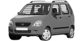 Suzuki Wagon R vanaf 2000+