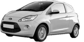 Ford Ka 2008-