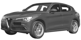 Alfa Romeo Stelvio 2017+