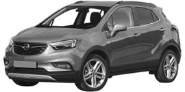 Opel Mokka X 10/2016+