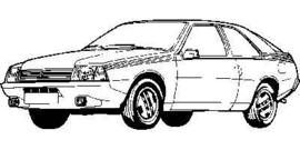 Renault Fuego 1980-1986