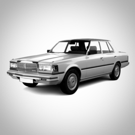 Toyota Crown 1980 tot 1983