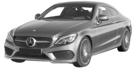 Mercedes C-Klasse Coupe W205 2015+