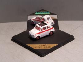 Modelauto Fiat 500R