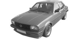 Opel Ascona B 1976-1982