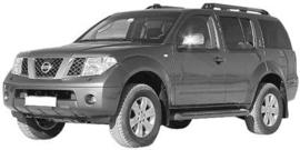 Nissan Pathfinder R51 2005-2015