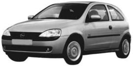 Opel Corsa C 2000-2007