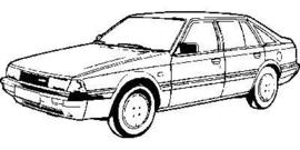 Mazda 626 1983-1987