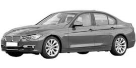 BMW 3 Serie F 30 2012-2019