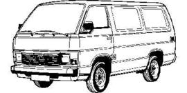 Toyota Hi-Ace tot 1989