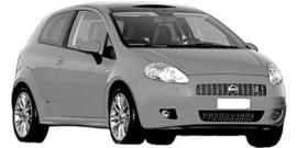 Fiat Grande Punto 2006-2012