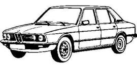 Bmw 5 Serie E12 -1982