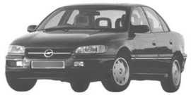 Opel Omega B 1994-2000