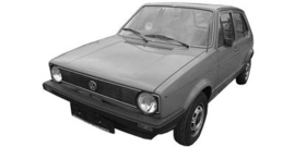 Volkswagen Golf 1 1974-1984