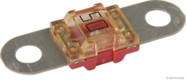 Schroefzekering Midi 50A Rood