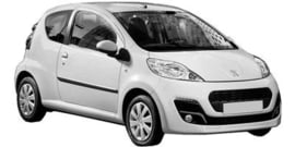 Peugeot 107 3.2012-2014