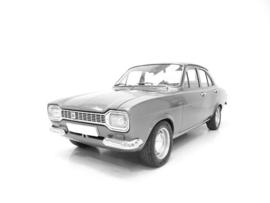 Ford Escort 1967 tot 1975