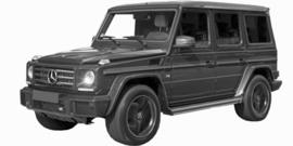 Mercedes G 1991- W463 Gelände