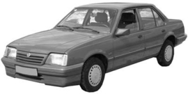 Opel Ascona C 1982-1989
