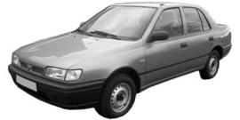 Nissan Sunny 1991-1995/10 N14