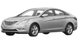 Hyundai Sonata 2010-2014
