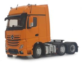 Mercedes-Benz GigaSpace 6x2 Geel