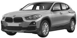 BMW X2 F39 vanaf 03/2018