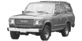Toyota Landcruiser J6 1980-1990