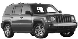 Jeep Patriot 2001-2013
