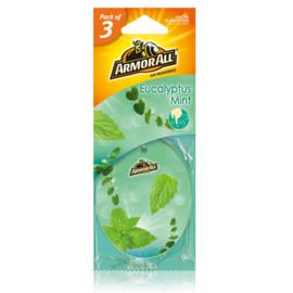 LUCHTVERFRISSER GEURKAART Eucalyptus Mint
