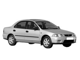 Mazda 323 S 1995-1996