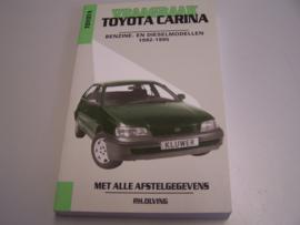 Vraagbaak Toyota Carina 1992-1995