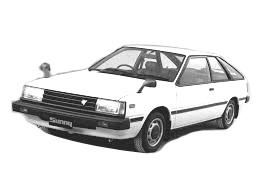 Nissan Sunny 1982-1990 B11