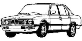 Bmw 5 Serie E 28 1982-1988