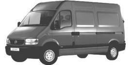 Opel Movano 1997-2003