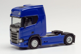 Scania CR 20 HD, blauw